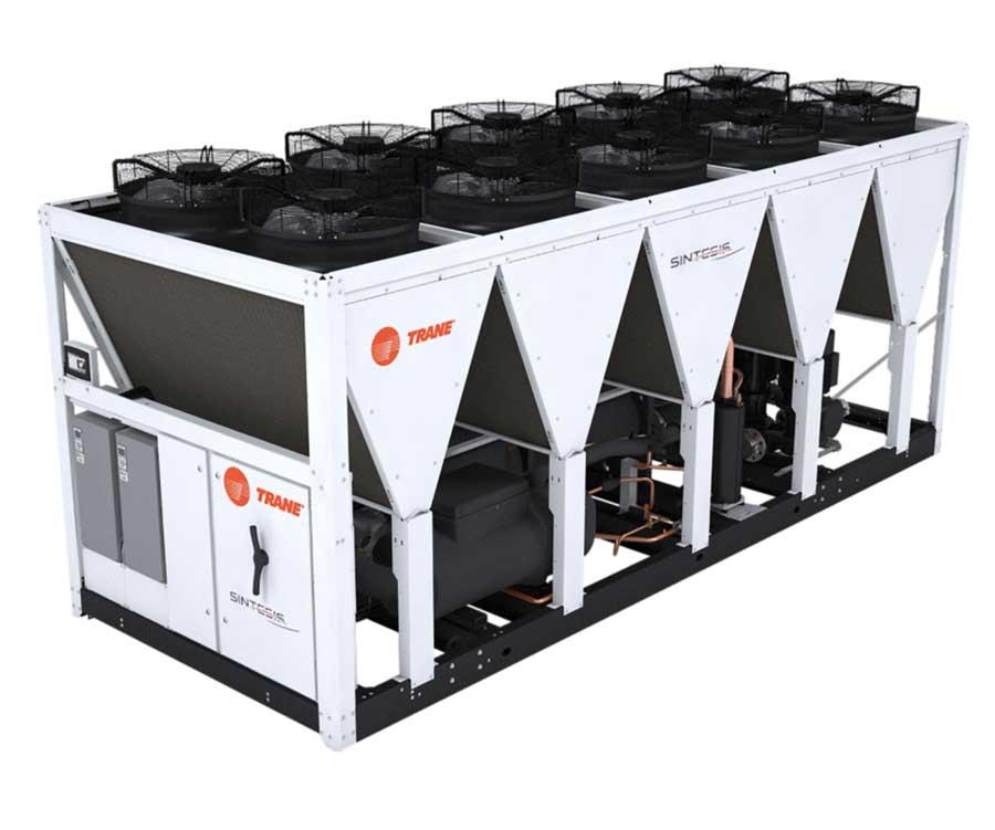 TRANE Wasserkühlmaschine RTAF